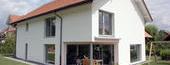 Neubau Einfamilienhaus in Treiten